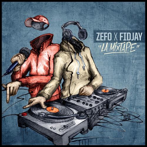 Cover de Zefo X Fidjay
