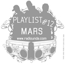 Radio Unda - Playlist Mars 09