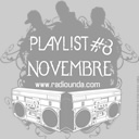 Radio Unda - Playlist Novembre 08