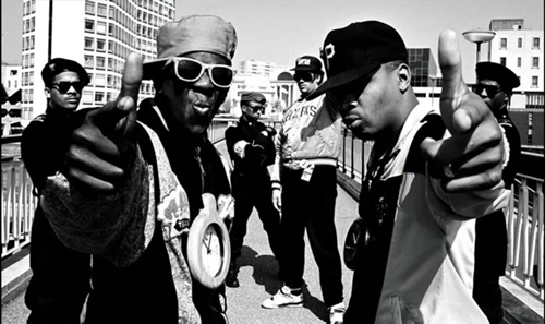 Clip de John Sadeq, Rap music