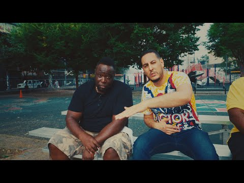 Clip de Kaot'F feat Chip Fu (Fu-Schnickens), No retreat no surrender