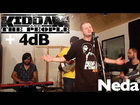 Clip de Kiddam and the people et 4dB, Neda