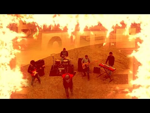 Clip de Kiddam and the people, Rage against the fascism