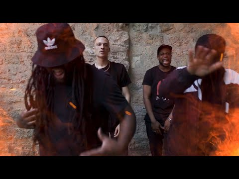video de Misère Record Feat Cholo x Templar x Horseck x Gyver Hypman, Le feu