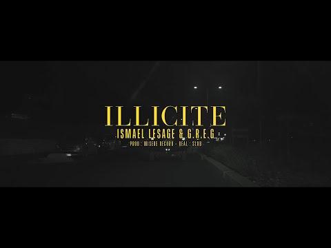 Clip de Misère Record feat. Ismael Lesage et G.R.E.G, Illicite