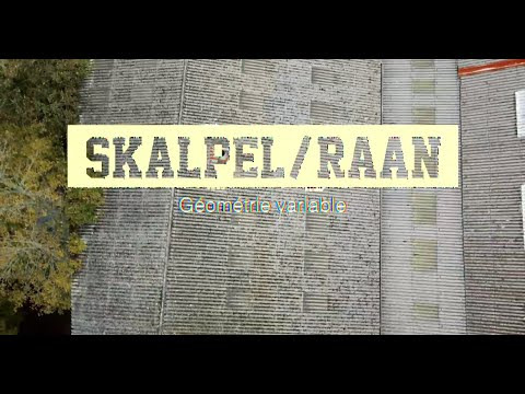 video de Skalpel x Raan, Géométrie Variable