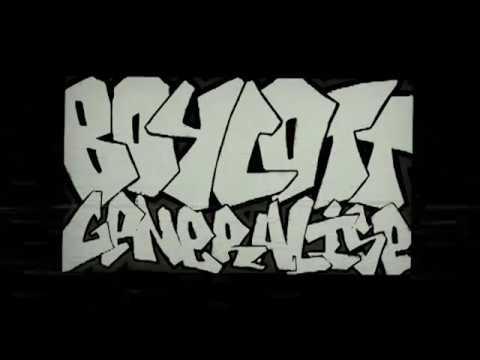 Clip de Sticky Snake feat K-Listo et L'Prolo, Boycott Généralisé