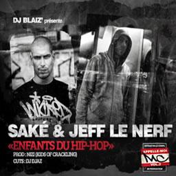 Cover de Sak� et Jeff Le Nerf