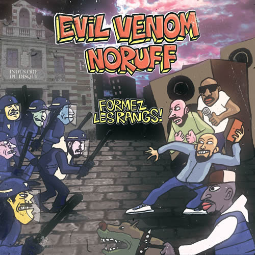 Evil Venom x Noruff