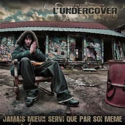 Cover de L'Undercover