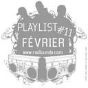 Radio Unda - Playlist Fevrier 09