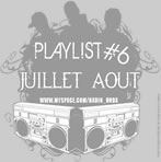 Radio Unda - Playlist Juillet-Aout 08