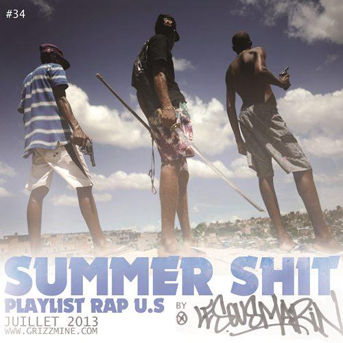 Rap US Juillet 2013 [le Sous Marin]