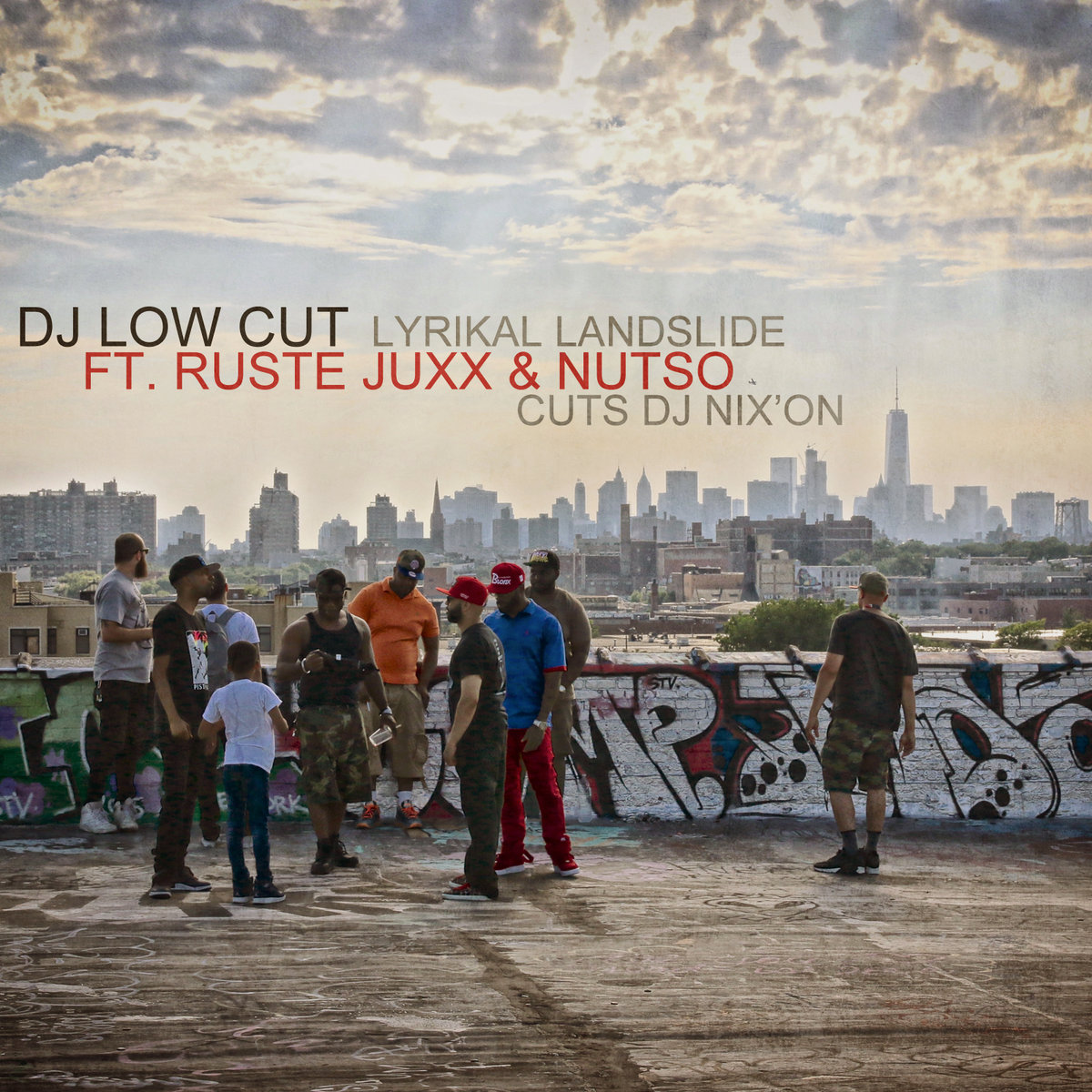 Low Cut feat Ruste Juxx & Nutso