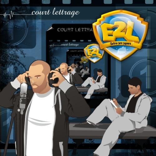 Court Lettrage