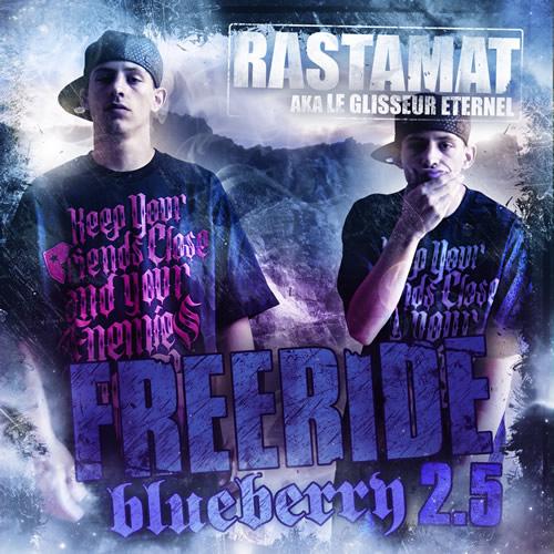 Freeride Blueberry