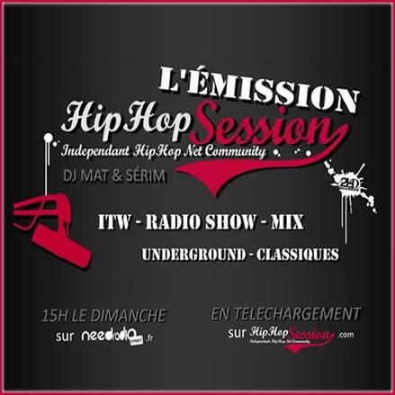 HipHopSession, L'Emission