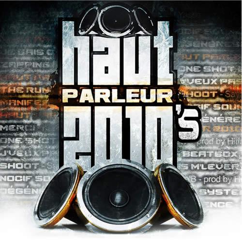 Haut parleur 2010