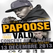 papoose vald lowcut concert