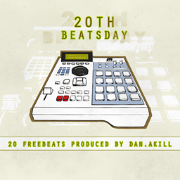 Dan.Akill - 20 Th beatsday