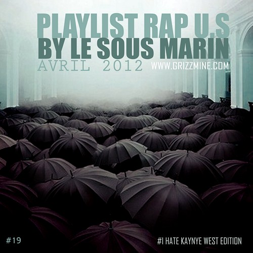 Playlist Avril 2012 cover maxi