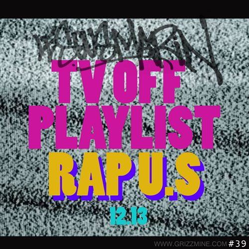 Playlist Decembre 2013 cover maxi