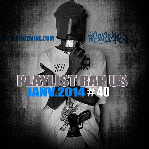 Playlist Janvier 2014 cover maxi