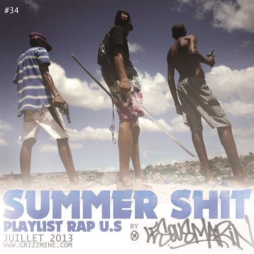 Playlist Juillet 2013 cover maxi