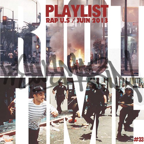 Playlist Juin 2013 cover maxi