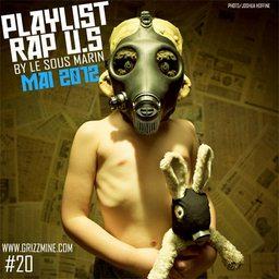 Le Sous Marin - Playlist Mai 2012