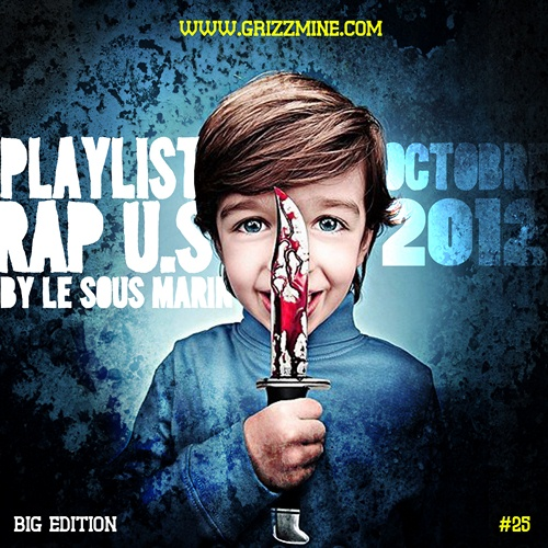 Playlist Octobre 2012 cover maxi