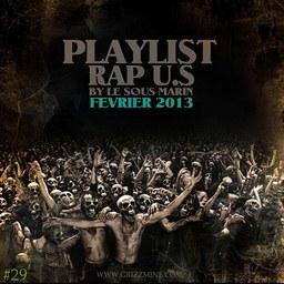 Le Sous Marin - Playlist Fev 2013