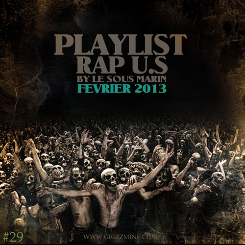 Playlist Fev 2013 cover maxi