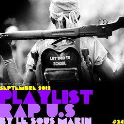 Le Sous Marin - Playlist Sept 2012