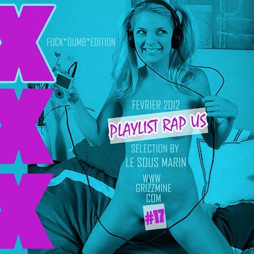 Playlist Fevrier 2012 cover maxi