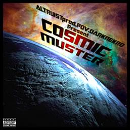 Altruist prod - Cosmic Muster