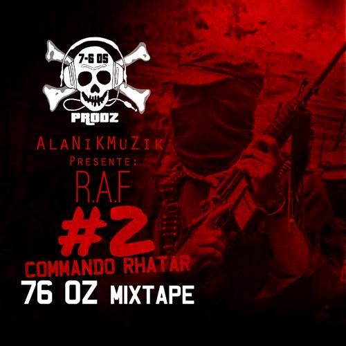 R-A-F 2 cover maxi