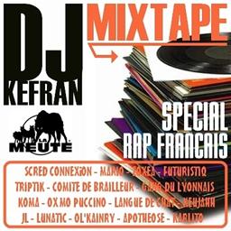 Dj Kefran - Special rap Francais (2001)