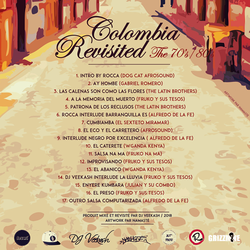back The 70 80 Colombia Music Revisisted