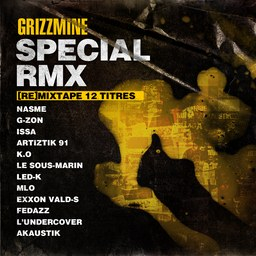 Grizzmine special Rmx - [Re]Mixtape