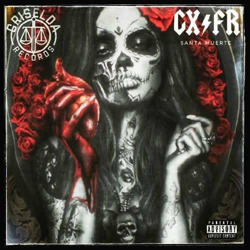 Santa Muerte cover maxi
