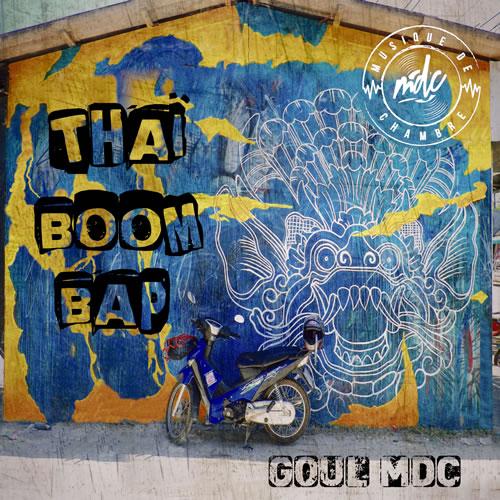 Thai Boom Bap cover maxi