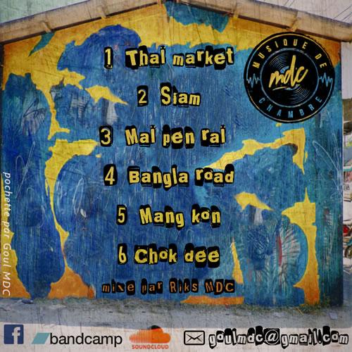 back Thai Boom Bap