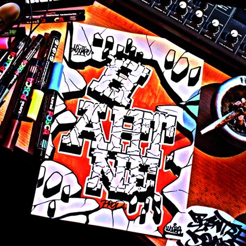 Mixtape cover maxi