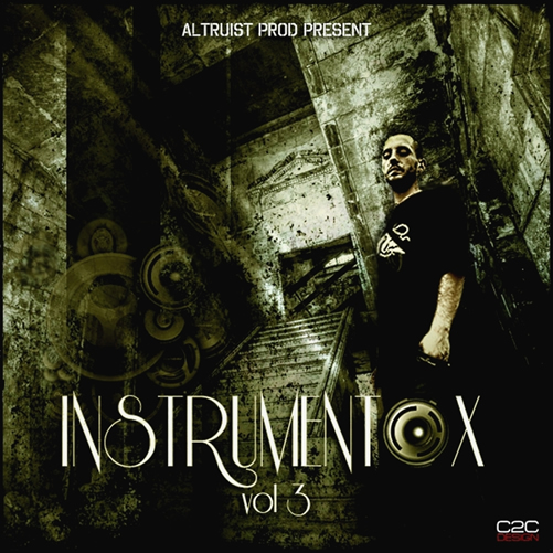 Instrumentox 3 cover maxi