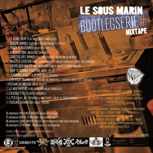 back Bootlegserie
