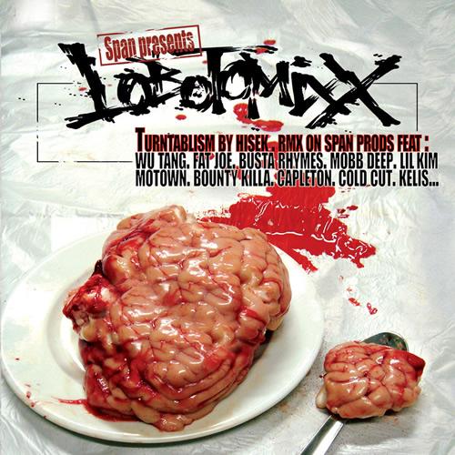 Span - Lobotomixx
