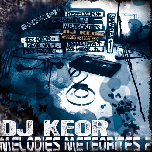 Mélodies Météorites 2  cover maxi