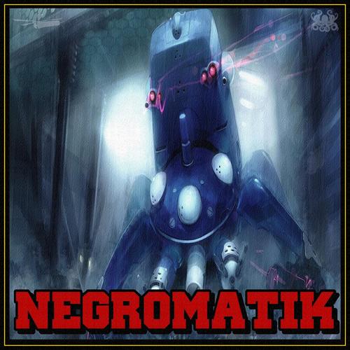 Negromatik cover maxi