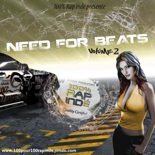 Need for beats 2 cover maxi